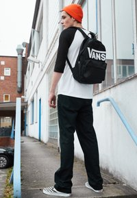 Vans - OLD SKOOL  - Rucksack - black/white - 5