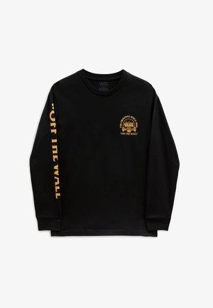 BY ORIGINAL GRIND LS BOYS - Long sleeved top - black