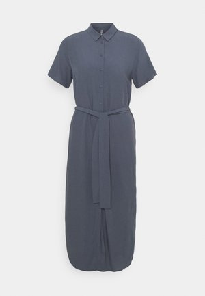 PCCECILIE DRESS - Skjortekjole - ombre blue