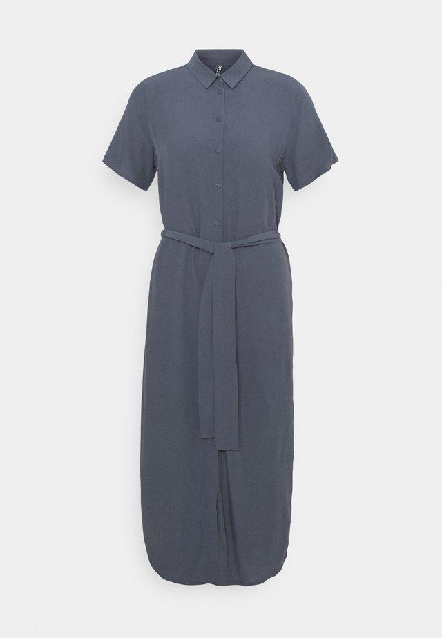 PCCECILIE DRESS - Sukienka koszulowa - ombre blue