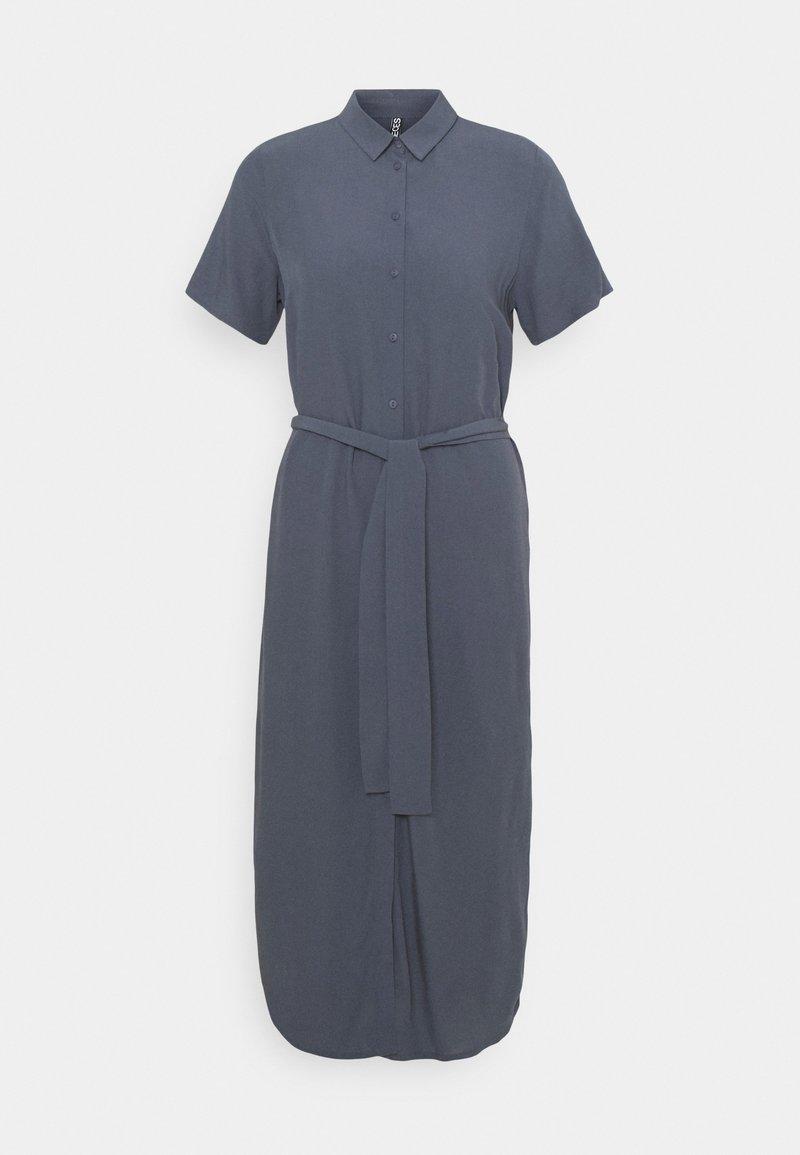 Pieces - PCCECILIE DRESS - Skjortekjole - ombre blue