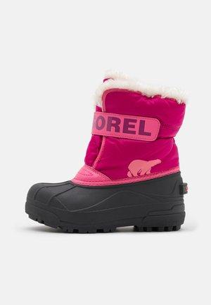 CHILDRENS - Śniegowce - tropic pink/deep blush