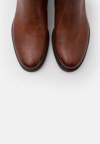 s.Oliver BLACK LABEL - Boots - brandy - 5