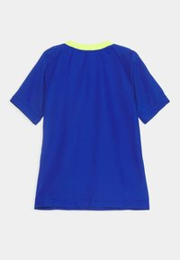 adidas Performance - TEE - Camiseta estampada - team royal blue/semi solar yellow - 1