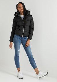 G-Star - MEEFIC SUNDU OVERSHIRT - Winter jacket - dark black - 2