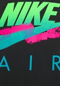 Nike Sportswear - TEE FUTURA - Print T-shirt - black - 5