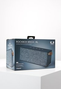Fresh 'n Rebel - ROCKBOX BRICK XL FABRIQ EDITION BLUETOOTH SPEAKER - Speaker - indigo - 4