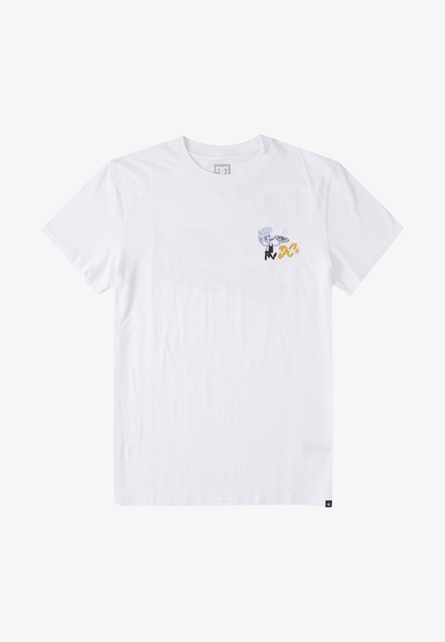 SPECIAL  - T-shirt print - white