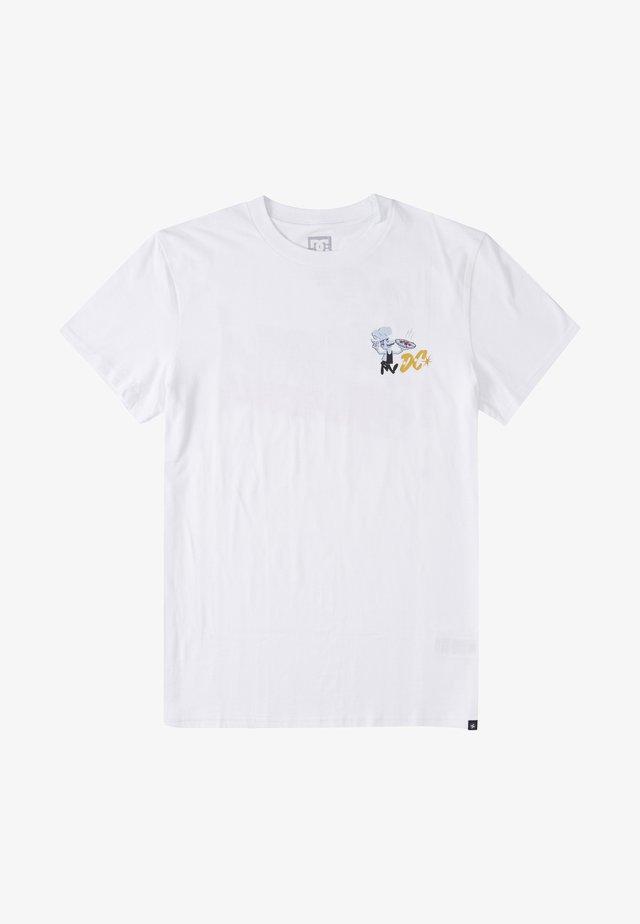 SPECIAL  - T-shirt imprimé - white
