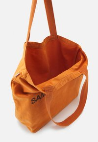 Samsøe Samsøe - FRINKA SHOPPER - Tote bag - golden ochre - 2