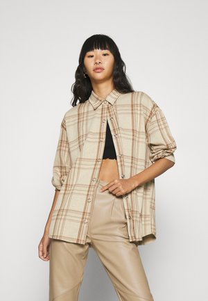ALL I NEED SHACKET - Summer jacket - beige