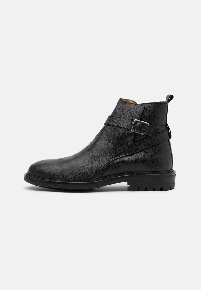 BEATLES CINTURINO - Classic ankle boots - black