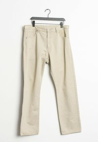 Levi's® - Džíny Straight Fit - beige - 0