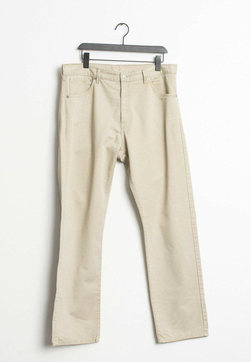 Levi's® - Džíny Straight Fit - beige