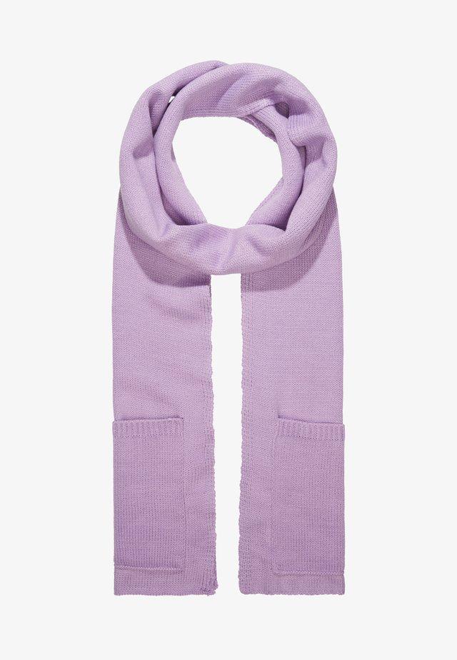 Scarf - lilac
