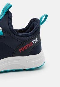 Reima - REIMATEC SHOES EDETEN UNISEX - Hiking shoes - navy - 5
