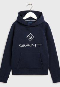 GANT - Hoodie - evening blue - 5