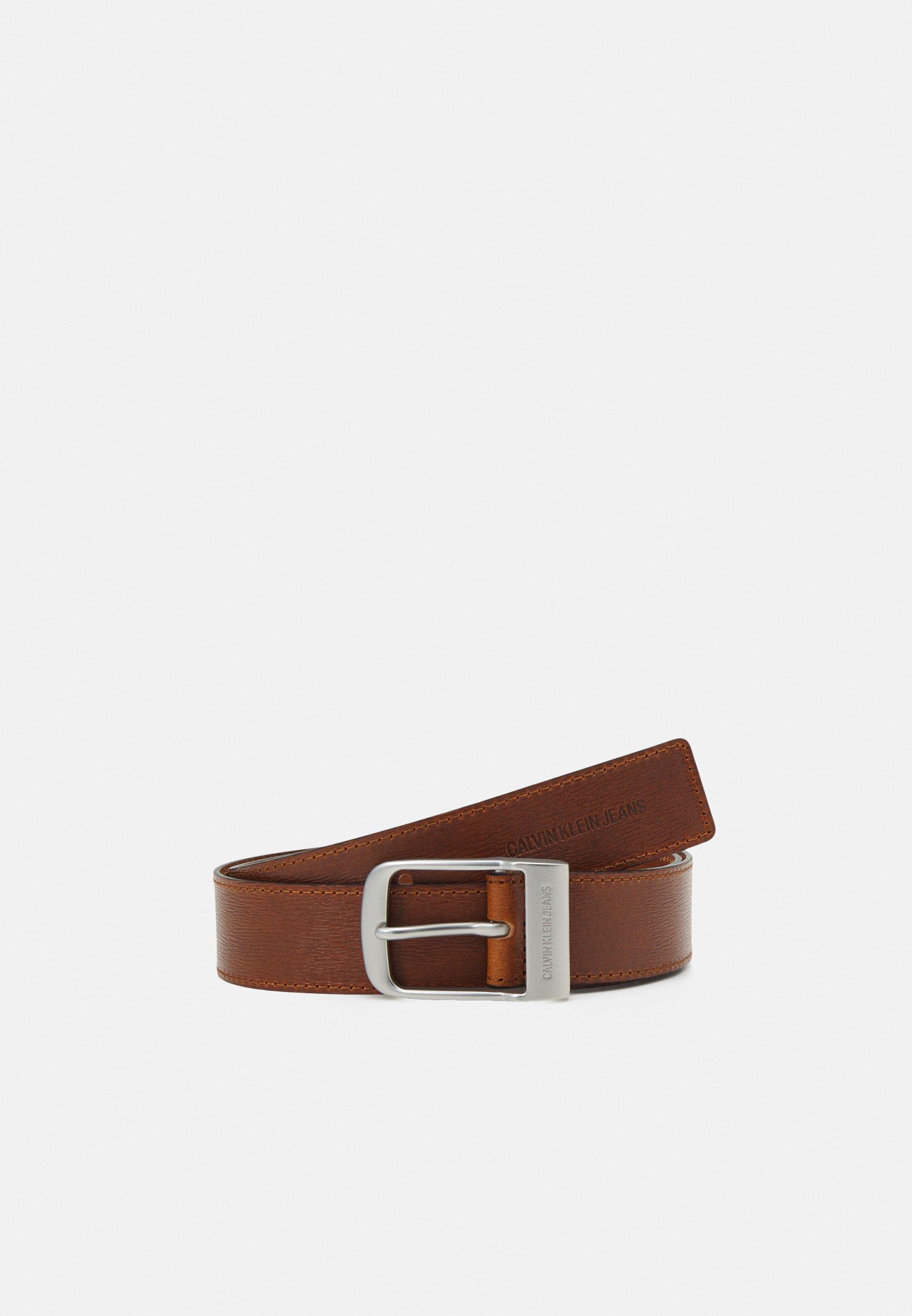 Hombre CLASSIC SQUARE PIN BELT - Cinturón