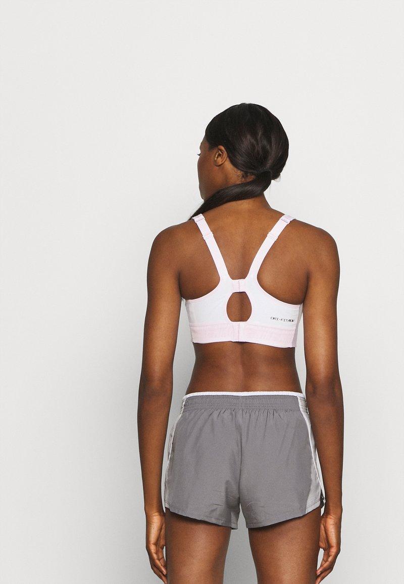 Nike Performance - ALPHA BRA - High support sports bra - regal pink/white