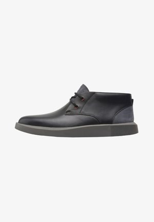 BILL - Zapatos con cordones - black