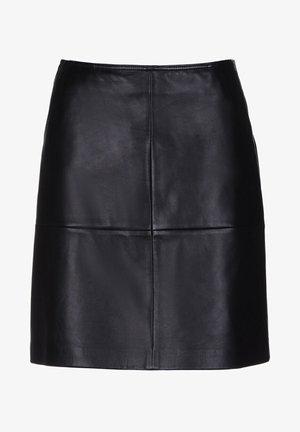 FELCE - A-line skirt - nero