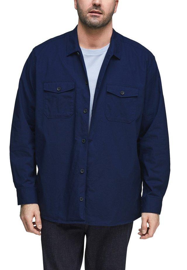 REGULAR FIT - Shirt - blue