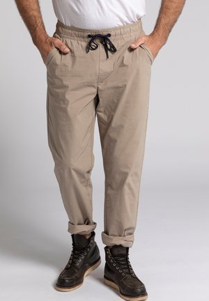 FLEXNAMIC - Trousers - steingrau