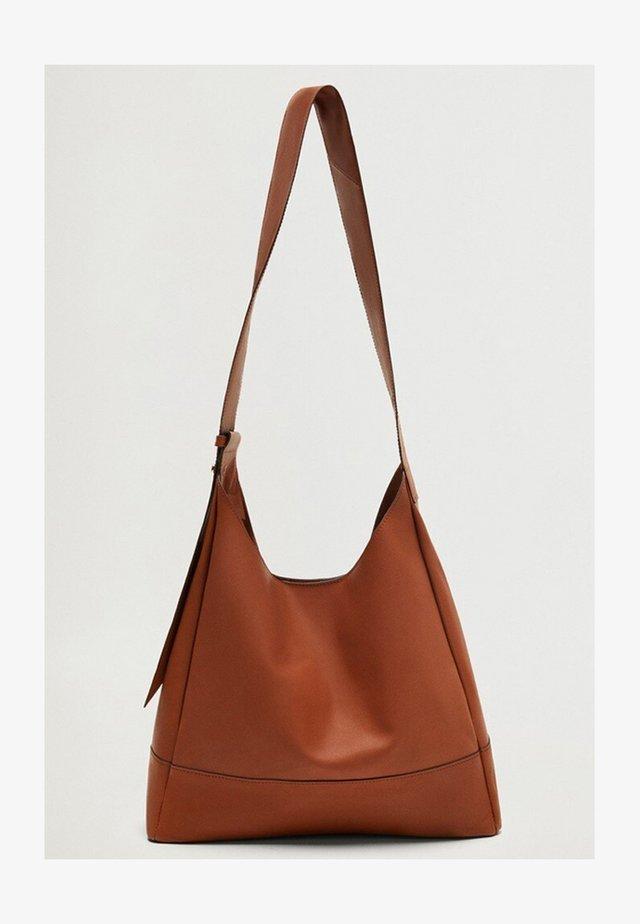 LUCCA - Handbag - braun