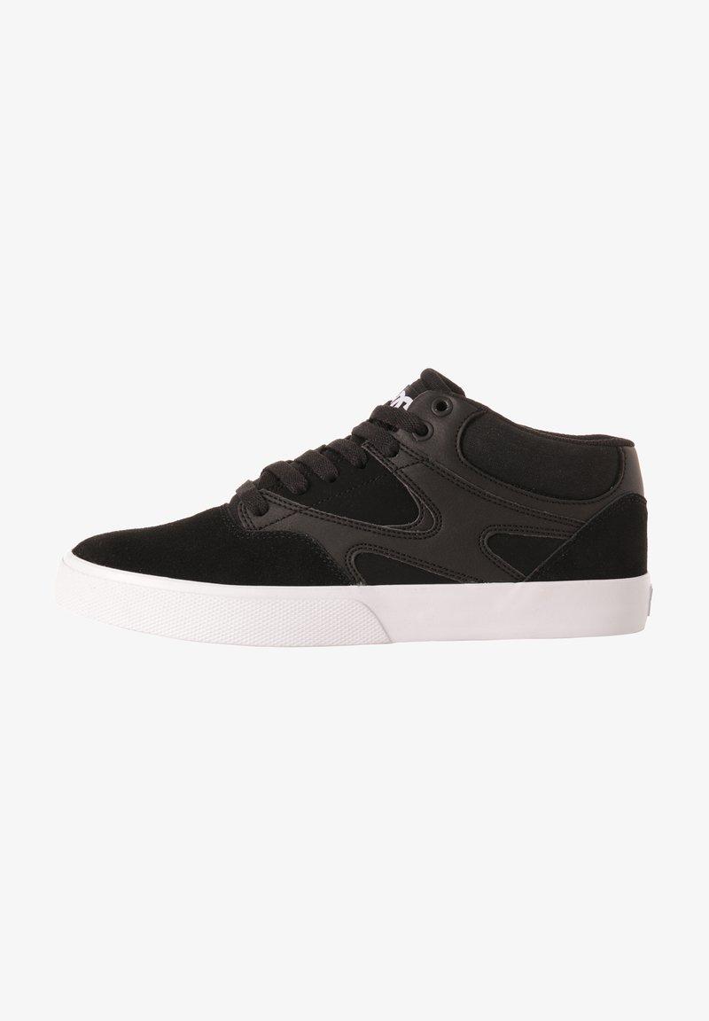 DC Shoes - KALIS VULC MID - Trainers - black