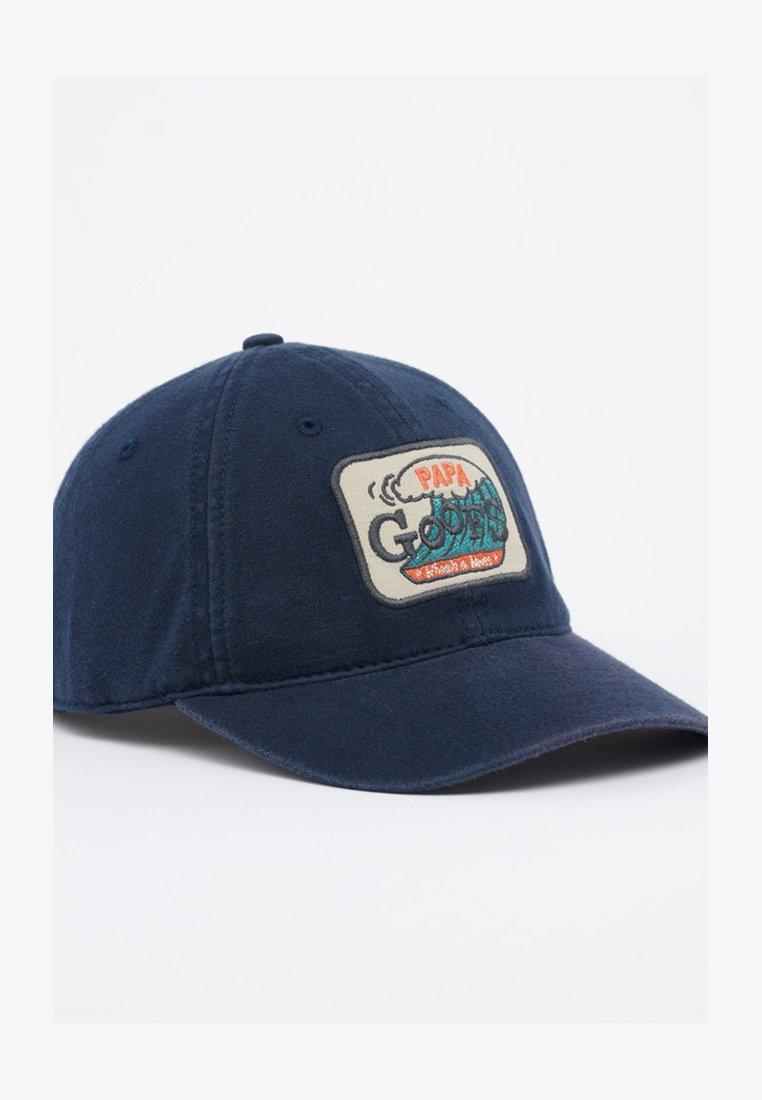 Superdry - Cap - âcali wash blue