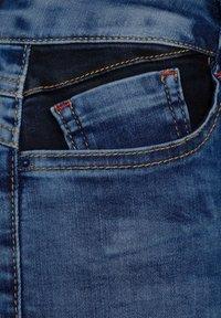 Cecil - MIT COOLEN TASCHEN - Slim fit jeans - blau - 4