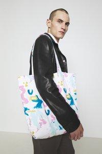 STUDIO ID - TOTE BAG M  - Tote bag - multi-coloured/light pink - 0