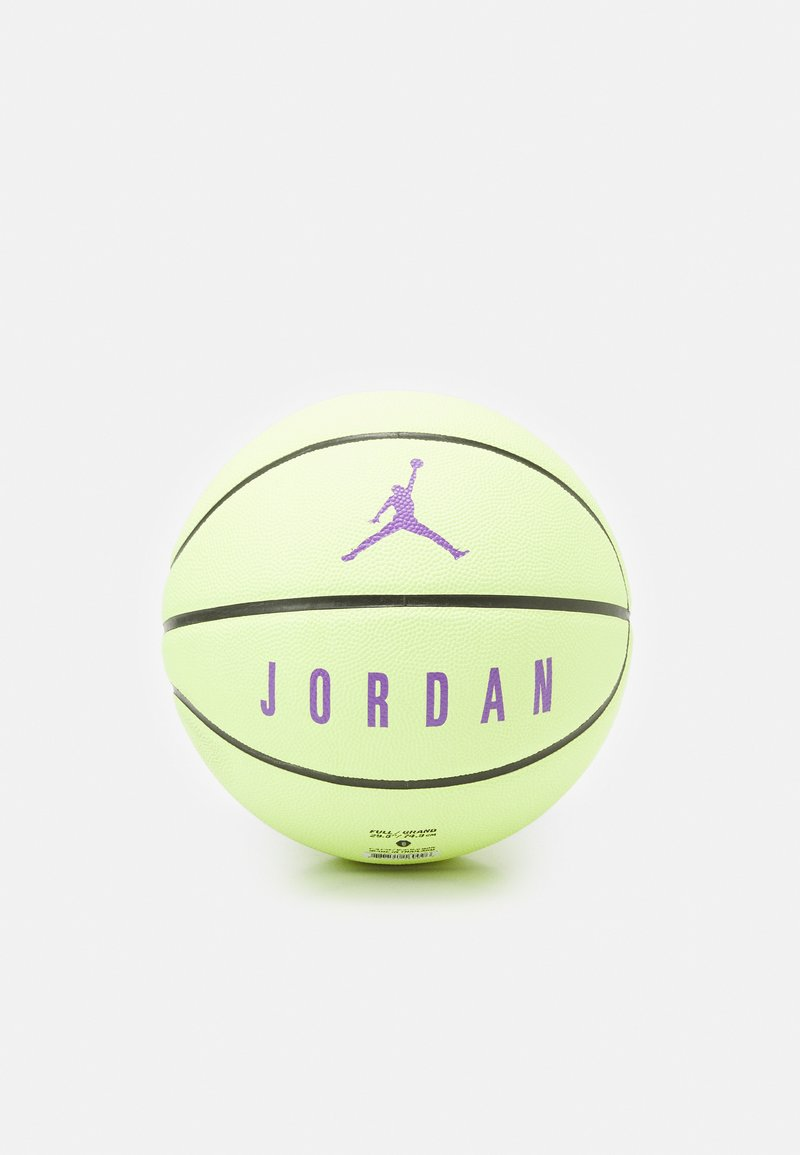 Jordan - ULTIMATE  - Basketball - liquid lime/black/wild berry
