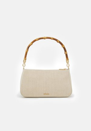 HALINA SHOULDER - Bolso de mano - cream