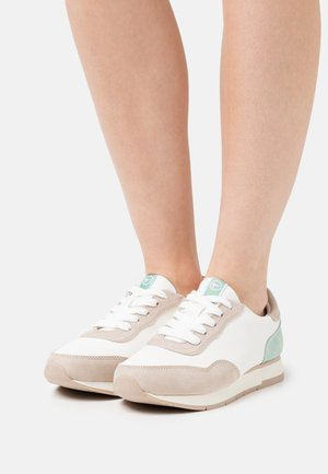 Trainers - white/beige