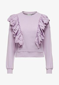 ONLY - Sweatshirt - orchid bloom - 4
