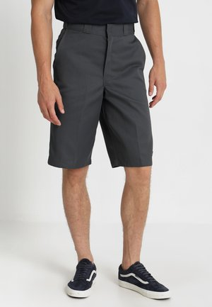 MULTI POCKET WORK  - Shorts - charcoal