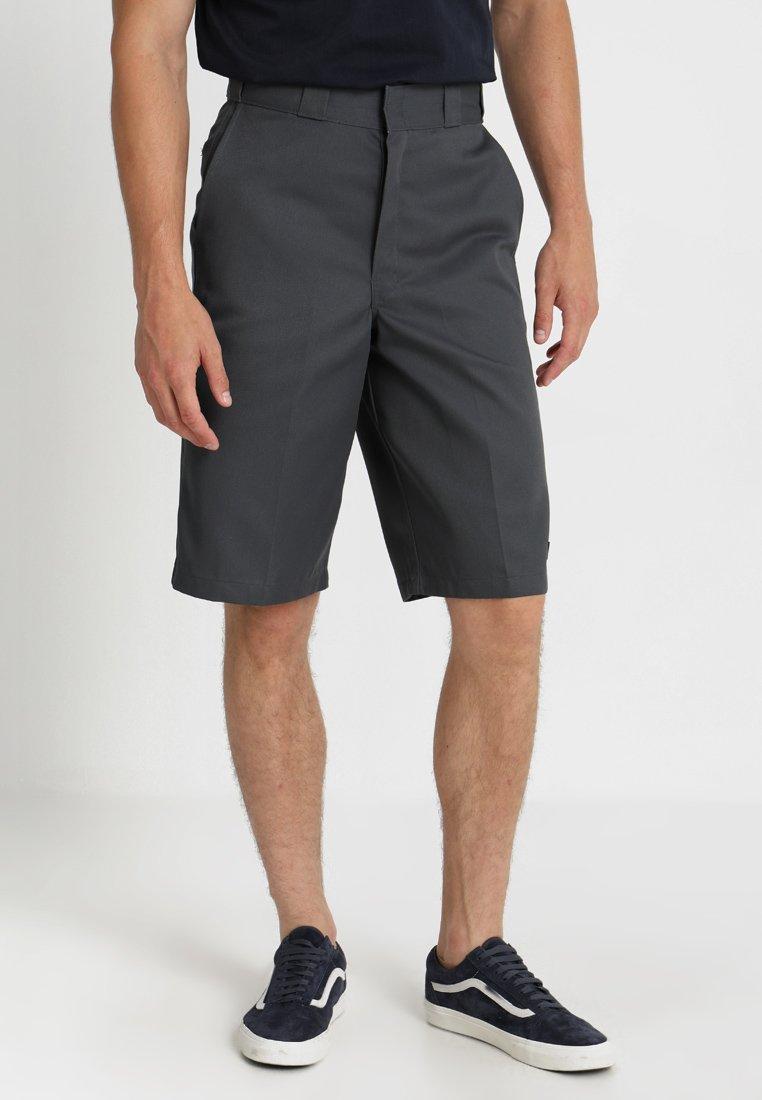 Dickies - MULTI POCKET WORK  - Shorts - charcoal