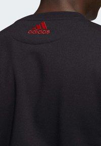 adidas Performance - HARDEN FLEECE CREW SWEATSHIRT - Sweater - black - 6