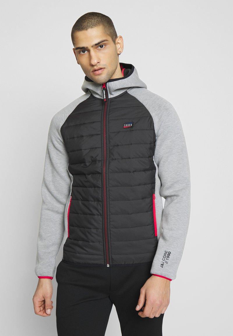 Jack & Jones - JCOTOBY  - Light jacket - light grey melange