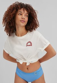 O'Neill - Print T-shirt - powder white - 0