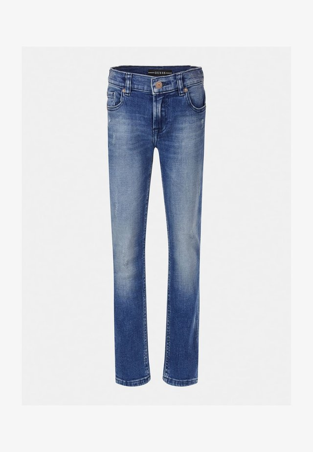 Jeans slim fit - rot