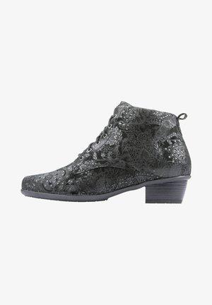 HAIFI - Korte laarzen - schwarz