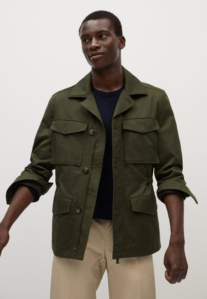 NINET - Summer jacket - khaki