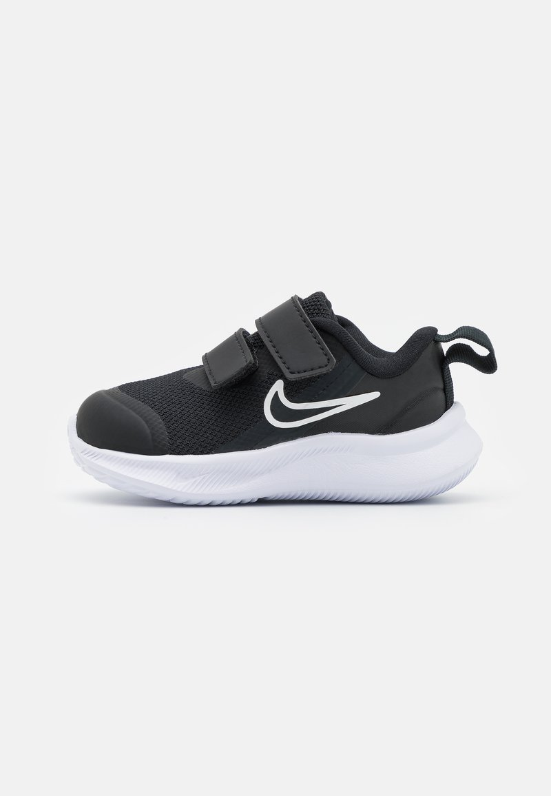 Nike Performance - STAR RUNNER 3 UNISEX - Scarpe running neutre - black/dark smoke grey