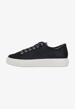 Sneaker low - blau 018