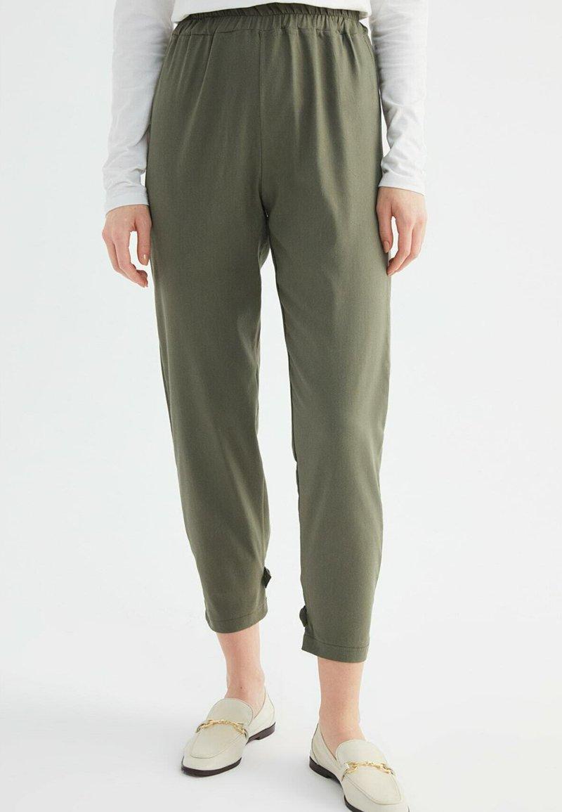 Trendyol - Korte jassen - green