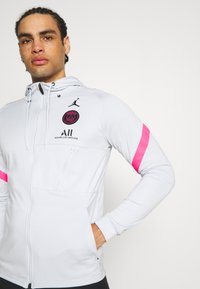 Nike Performance - PARIS ST GERMAIN DRY TRACKSUIT - Squadra - pure platinum/black/hyper pink - 3