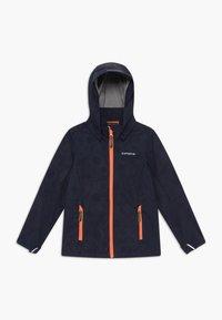 Icepeak - KOKOMO - Soft shell jacket - dark blue - 0