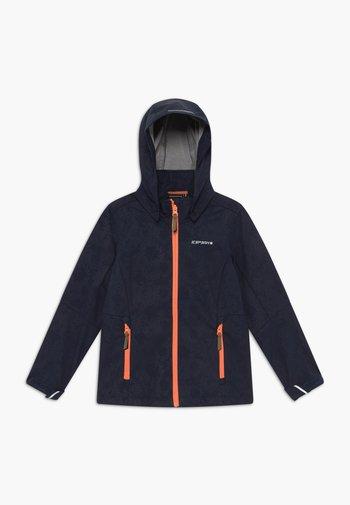 KOKOMO - Soft shell jacket - dark blue